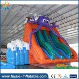 Скольжение воды профессионального восьминога поставщика гигантского раздувное, раздувное скача скольжение