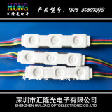 Ce/RoHS 0.72W SMD 5050 Fullcolor Advertizing 3PCS Module