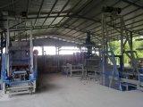 Automatische Block-Maschinen-Zeile, Ziegelstein-Maschinen-Zeile, Gehsteig-Maschinen-Zeile