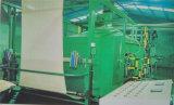 염색기 직물 기계 부속 그슬리는 기계