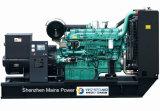 het Stille Diesel 400kVA 320kw Yuchai Geluiddichte Type 450kVA van Generator