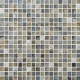 Естественная каменная мозаика мрамора плитки мозаики мрамора мозаики