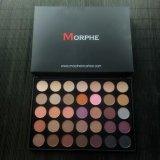 Morphe 35W&35t calienta la gama de colores del sombreador de ojos de la gama de colores 35color