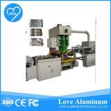 Envase del papel de aluminio de la impresión que hace la máquina