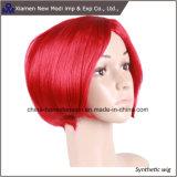 Peruca sintética do laço da parte dianteira da peruca do cabelo
