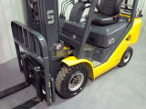 ООН 1.8t LPG Nissan Forklift с Container Mast 4700mm