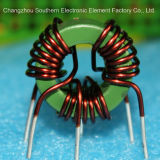ISO9001のTelevisionのためのLgh Toroidal Choke Coil Wirewound Inductor
