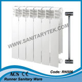 Radiador de aluminio de fundición a presión a troquel 80X80 (RN808-500)
