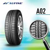 Neumáticos del vehículo de pasajeros de la polimerización en cadena de la alta calidad para 12 ' - 24 '
