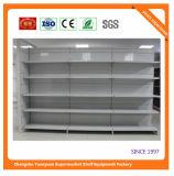 Scaffalatura del negozio di Peforated del metallo del rivestimento della polvere per il servizio 08114 della Svizzera
