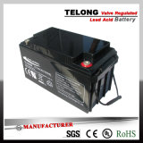 tiefe Leitungskabel-Säure-Batterie der Schleife-12V55ah mit Cer UL-Bescheinigung