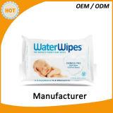 80 частей намочили Wipe младенца для кожи Care&Cleansing младенца