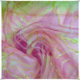 Las telas de seda de la impresión para la gasa con el SGS aprobaron