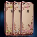 Cas de téléphone mobile de la couverture TPU de qualité pour iPhone6