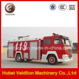 Sinotruck HOWO 8000L High Pressure Fire Fighting Water Truck