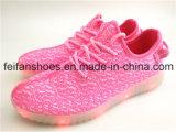 Новые ботинки спортов конструкции СИД светлые с ботинками Ffls-02 хорошего цены цветастыми напольными вскользь
