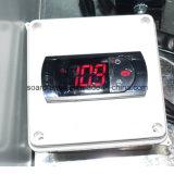 Expendidora automática impermeable DC-420d del hielo