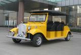 Bus environnementaux de tourisme de véhicules électriques de bonne qualité dans électrique motorisés