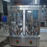 Washing de alta velocidade Filling Capping Monobloc 3 in-1 Unit Machine (XGF12-12-5)