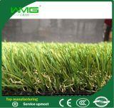 La vendita calda di Wmgrass installa l'erba artificiale al giardino di tetto