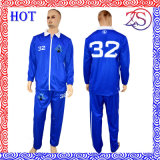 Hot Sell Sport Poliester Tricot Tracksuit