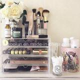 Van de Geavanceerd technische van nieuwe Producten Vertoning van de Make-up de Acryl Kosmetische Lade van de Vertoning
