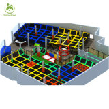 도매 직업적인 Indoor&Outdoor Trampoline 공원