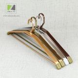 Varia percha de la aleación de aluminio del color de la alta calidad con la barra del pantalón