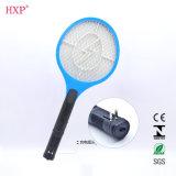 Swatter barato do mosquito do bastão elétrico do mosquito para a raquete recarregável