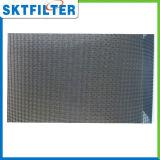 Filtro dell'aria di nylon nero della maglia