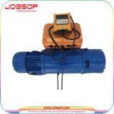 Tipo CD alzamiento de cuerda eléctrico de alambre 3 toneladas