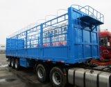 13 Meters 밴 Type Semitrailer