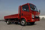 5トンHOWO 4X2の軽トラックの/Cargoのトラック