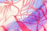 Chiffon- Sprung der Dame-Fashion Flower Printed Silk