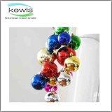 Bola hecha a mano barata y fina de la decoración de la Navidad
