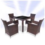販売のための屋外の喫茶店のビストロの表そして椅子