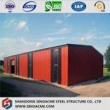 Entrepôt commode de mobilier amovible de structure métallique