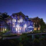 熱い販売法休日の屋外の装飾のための想像的なLED 2のIn1万華鏡の投射ライト