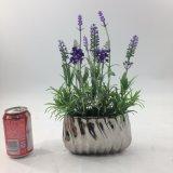 Künstliche purpurrote Lavendel-Tisch-Dekoration