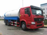 판매를 위한 6*4 HOWO 물 탱크 트럭