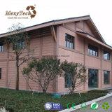 구획 합성 플라스틱 목제 옥외 UV 저항 벽 클래딩