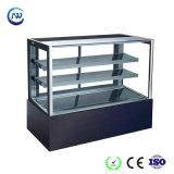 Refrigerador contrário do indicador para o bolo/pastelaria/padaria a baixo preço (RL730V-M2)