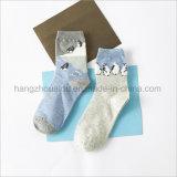 Новый носок хлопка малыша Patten шаржа конструкции