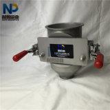 Séparateur magnétique permanent intense rond de fer de grille de prise et de sortie de pipe d'acier inoxydable