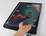 屋内アクリルアルミニウムLEDライトボックスの印