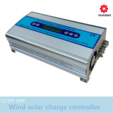 contrôleur de charge de système d'alimentation solaire de turbine de vent de 12V 24V