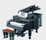 Musik-Serien-Entwerfer-königliches Klavier 144PCS blockt Spielwaren