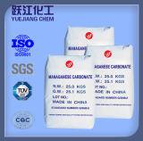 Fabrik-Zubehör-hoher Reinheitsgrad-Mangan-Karbonat