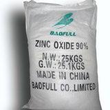 Processo do americano do óxido de zinco