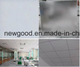 Плитки потолка, плитки потолка гипса, плитки потолка гипса PVC Laminate, винил смотрели на потолок гипса